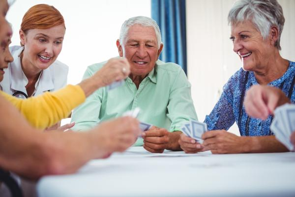 Importance of Social Activities for Older Adults