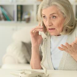 Helping Seniors Avoid Scams